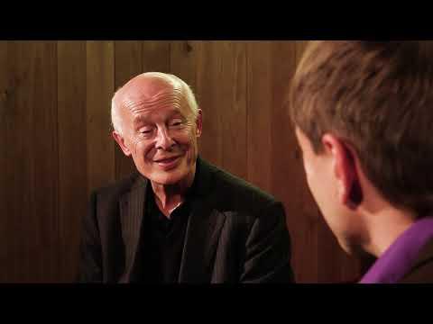 Prof. Michael Sterner's interview with Prof. John Schellnhuber